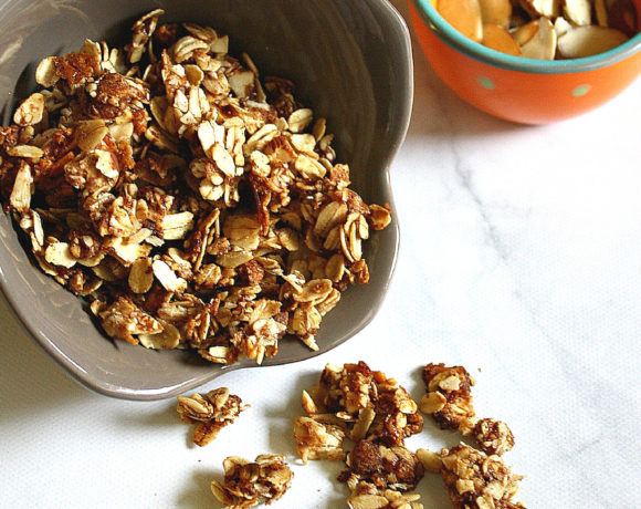 Granola Goodness: Part 3 – Spiced Almond Granola