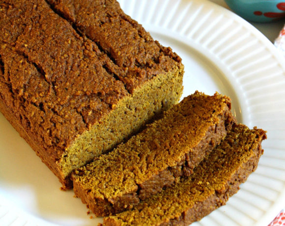 Vegan Pumpkin Bread – Well Hello, Fall!